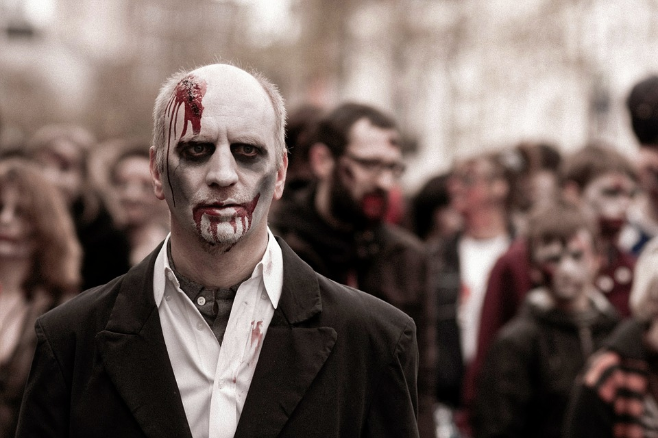 Why Zombie Games Are So Popular?